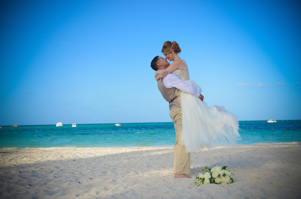 Michael and Jacqueline's Dream Wedding at Now Larimar