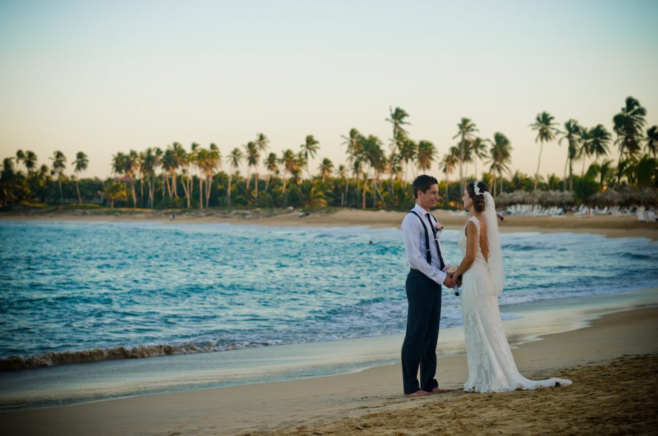 Colin and Angela's Destination Wedding at Breathless Resort