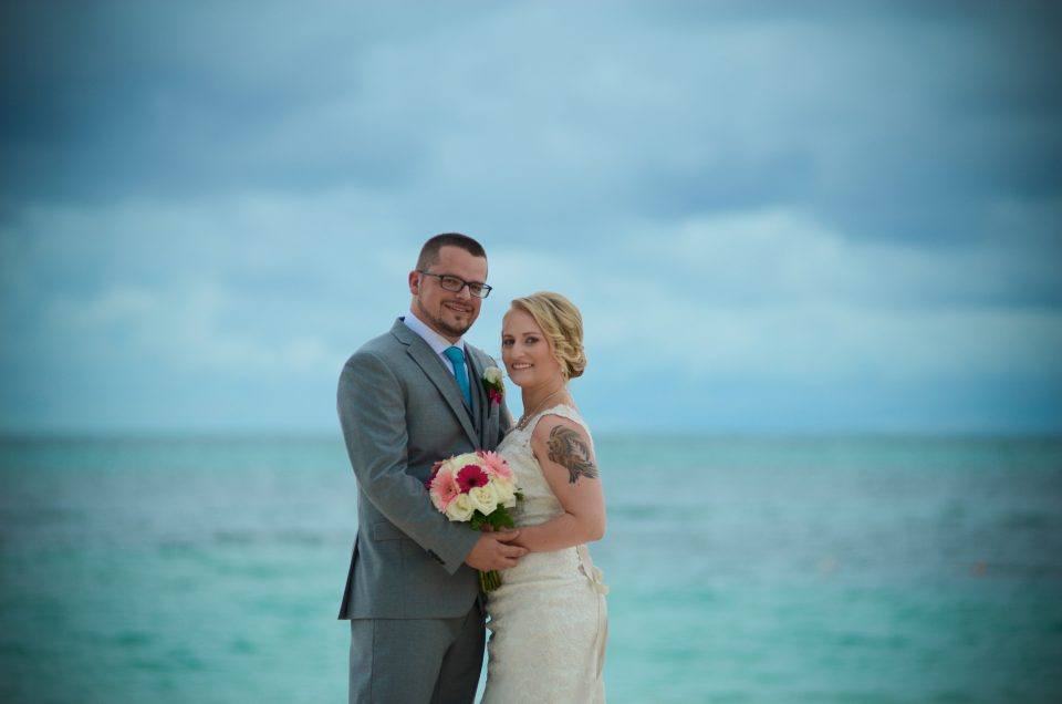 Laura and James~ Destination wedding at Now Larimar, Punta Cana