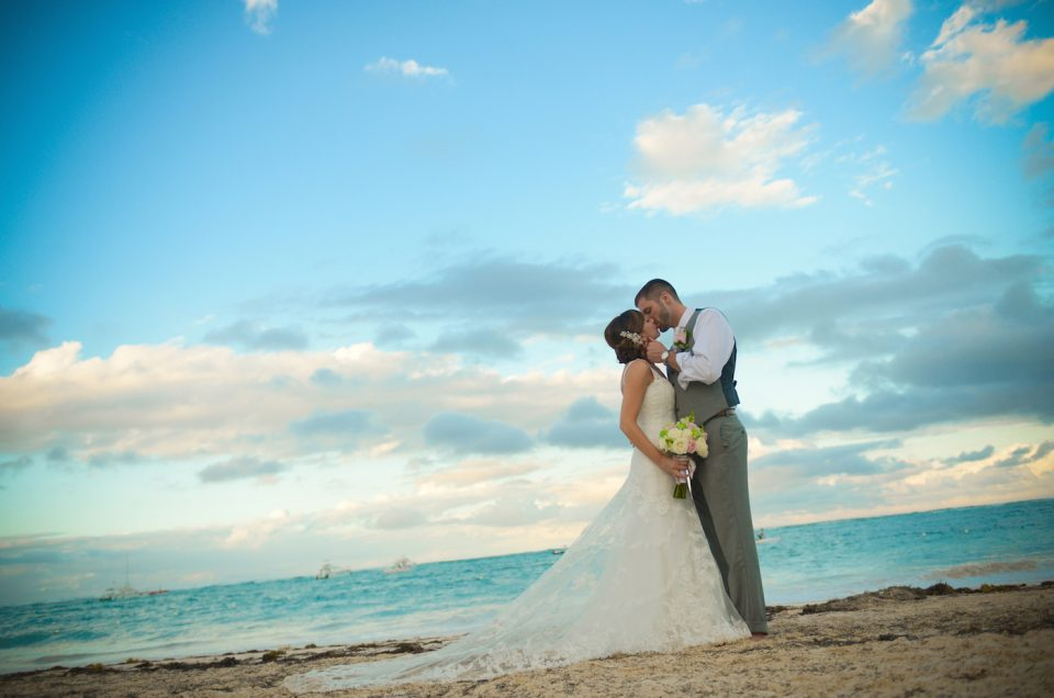 Lindsay and Daniel ~ Destination Wedding @ Now Larimar