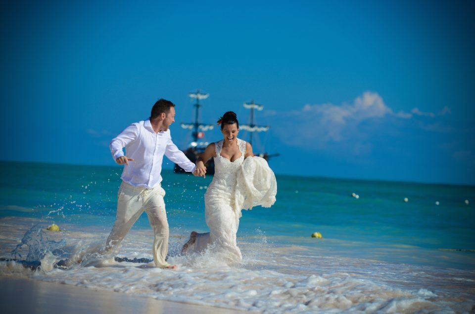 Martyna & Jerzy ~ Destination Wedding @ Now Larimar Punta Cana