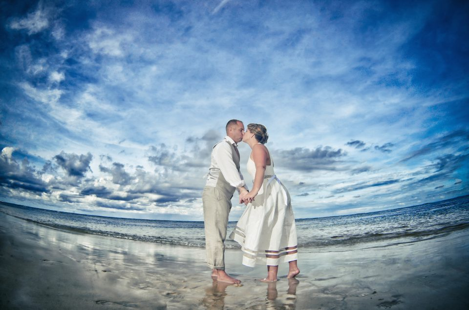 Meredith and Christopher ~ Destination Wedding at Breathless Punta Cana
