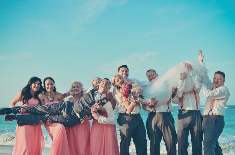 Sherry & William ~ Destination Wedding at Now Onyx