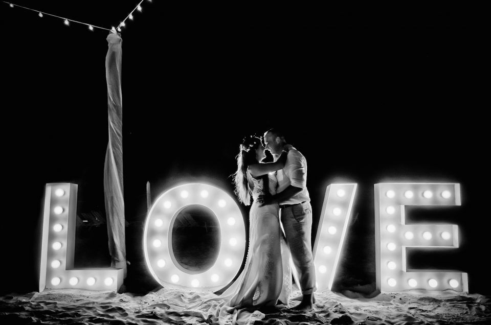 Lauren & Keith - Destination Wedding at Now Onyx, Punta Cana
