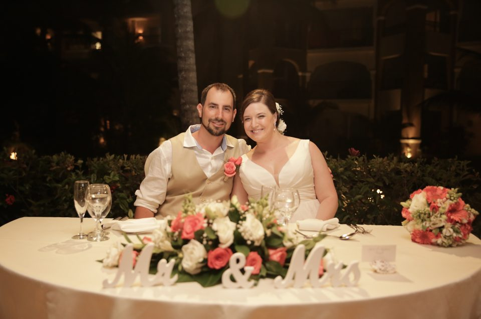 Stephanie & Jason ~ Destination Wedding at Now Larimar, Punta Cana
