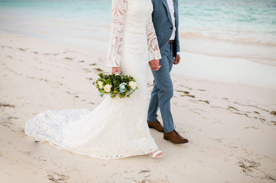 Jonas & Kayla's wedding at Dreams Royal Beach