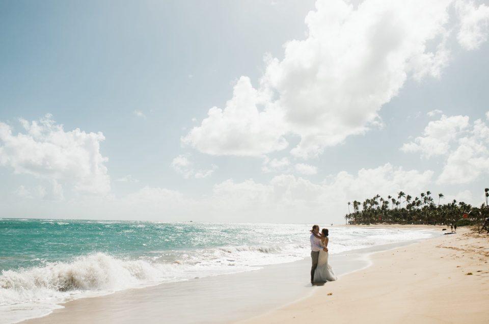 Austin & Rylee's destination wedding