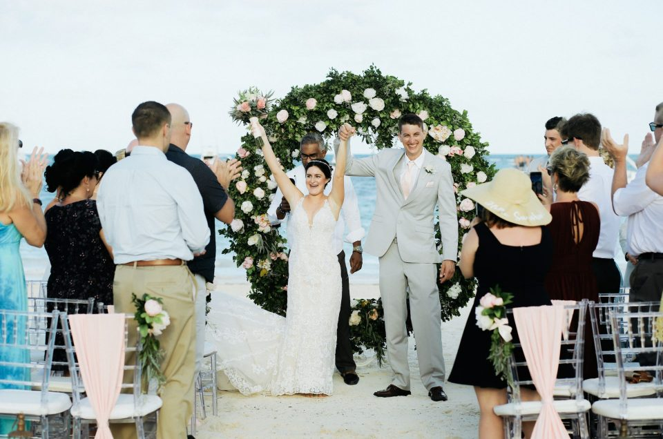 Marissa & Victor wedding at Now Larimar, Punta Cana
