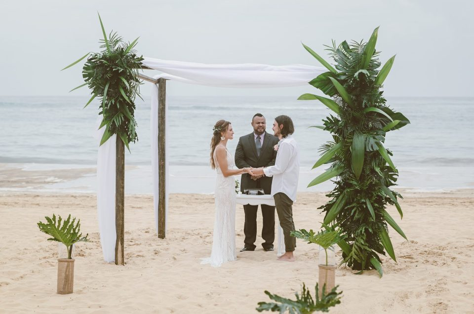Kayla & Brent, Elopement in Punta Cana