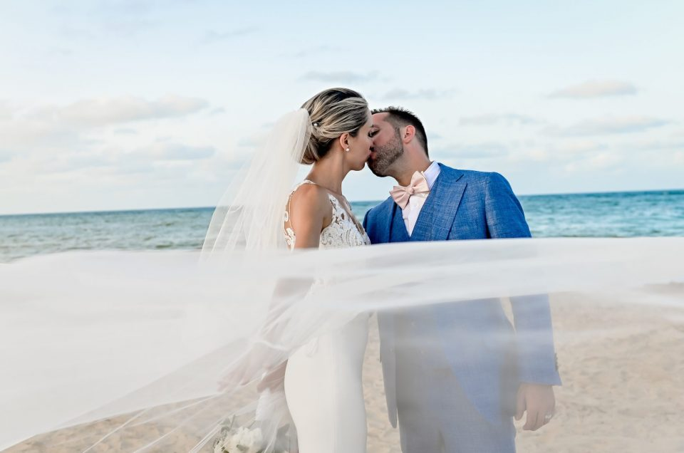 Vanessa & Eric ~ Now Onyx Punta Cana Wedding