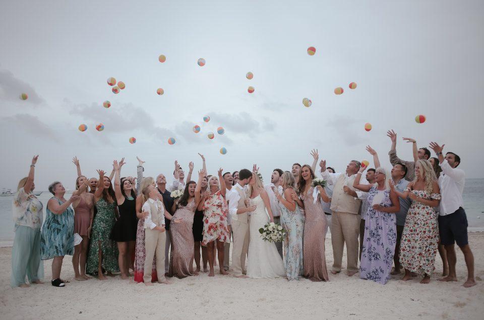 Caitlin & David, Now Larimar, Punta Cana, Wedding