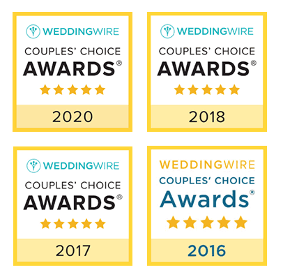 2020 Wedding Wire Awards Winner